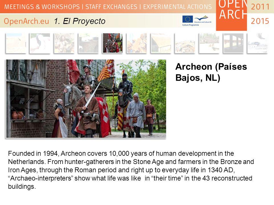 Archeon (Países Bajos, NL)