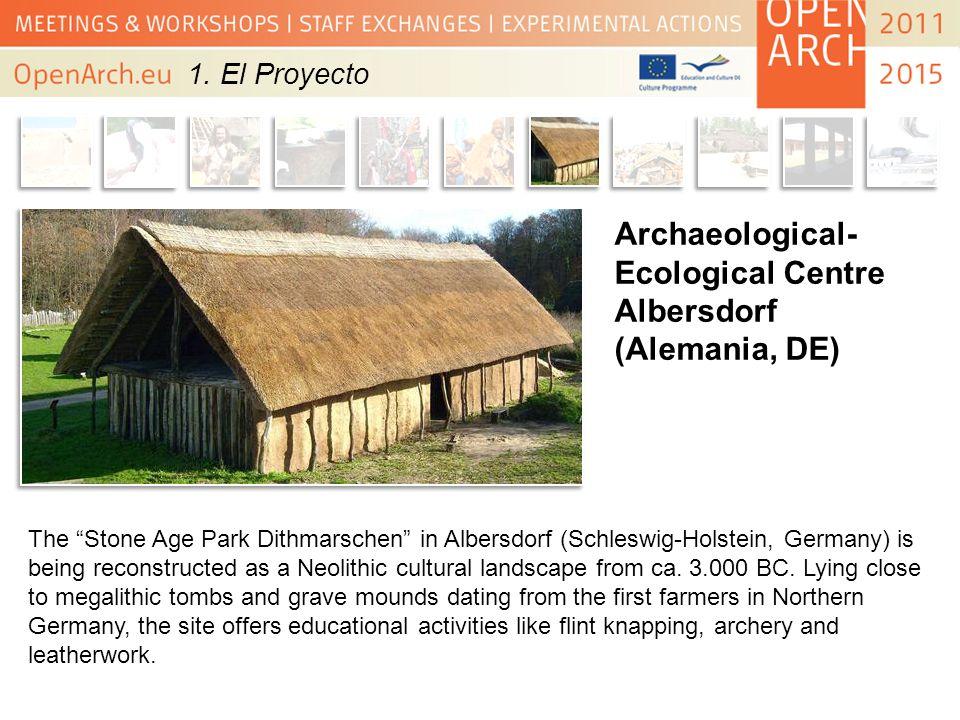 Archaeological-Ecological Centre Albersdorf (Alemania, DE)