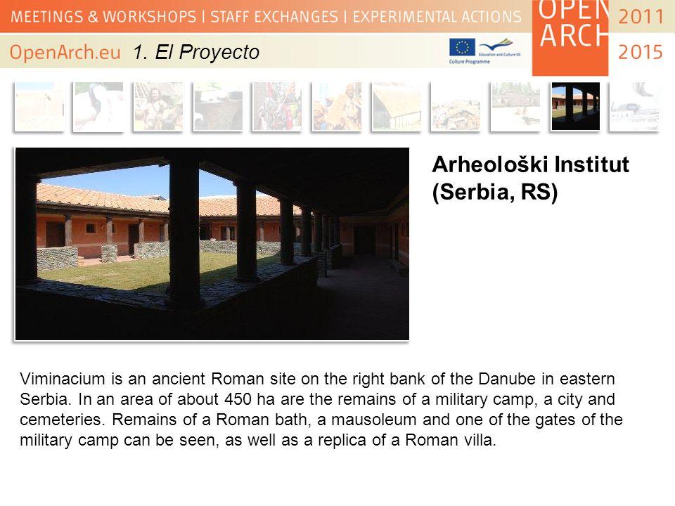 Arheološki Institut (Serbia, RS)