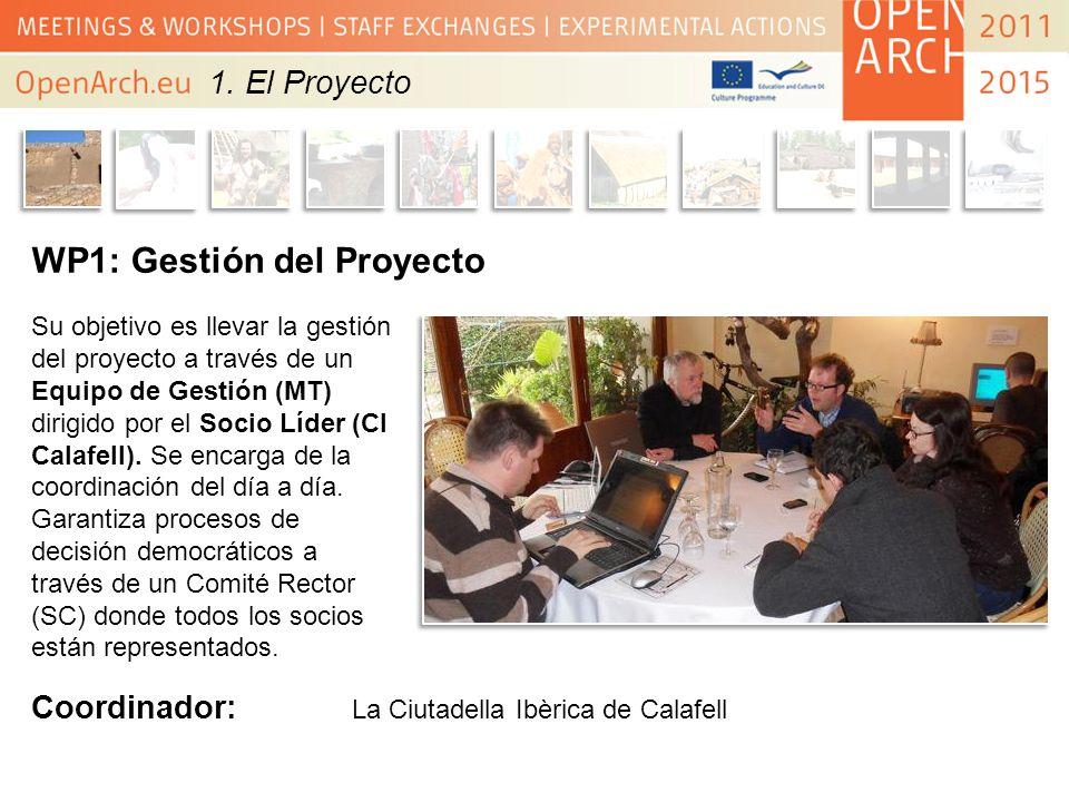 WP1: Gestión del Proyecto
