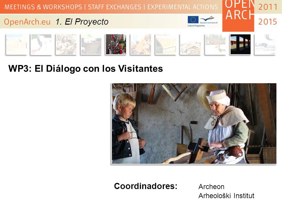 WP3: El Diálogo con los Visitantes