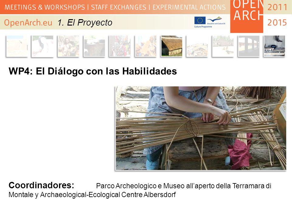 WP4: El Diálogo con las Habilidades