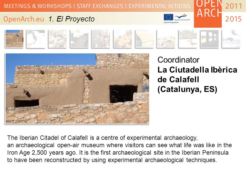 La Ciutadella Ibèrica de Calafell (Catalunya, ES)