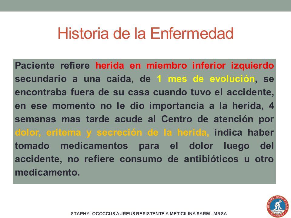 Historia de la Enfermedad