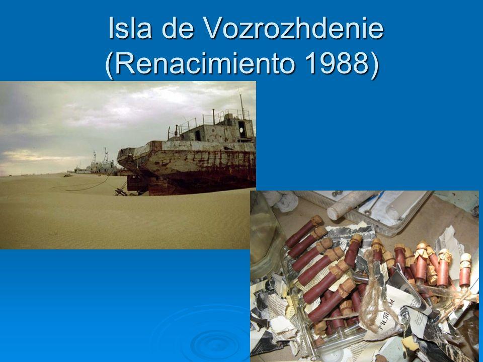 Isla de Vozrozhdenie (Renacimiento 1988)