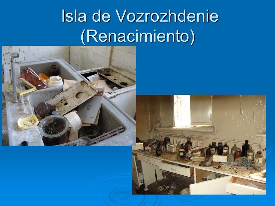 Isla de Vozrozhdenie (Renacimiento)