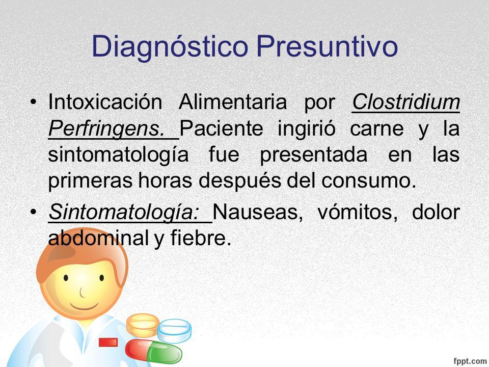 Diagnóstico Presuntivo