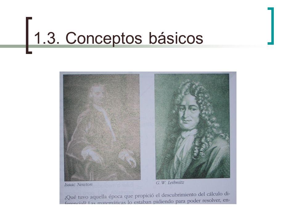 1.3. Conceptos básicos