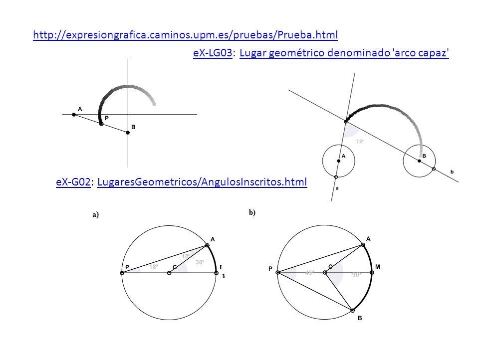 http://expresiongrafica.caminos.upm.es/pruebas/Prueba.htmleX-LG03: Lugar geométrico denominado arco capaz
