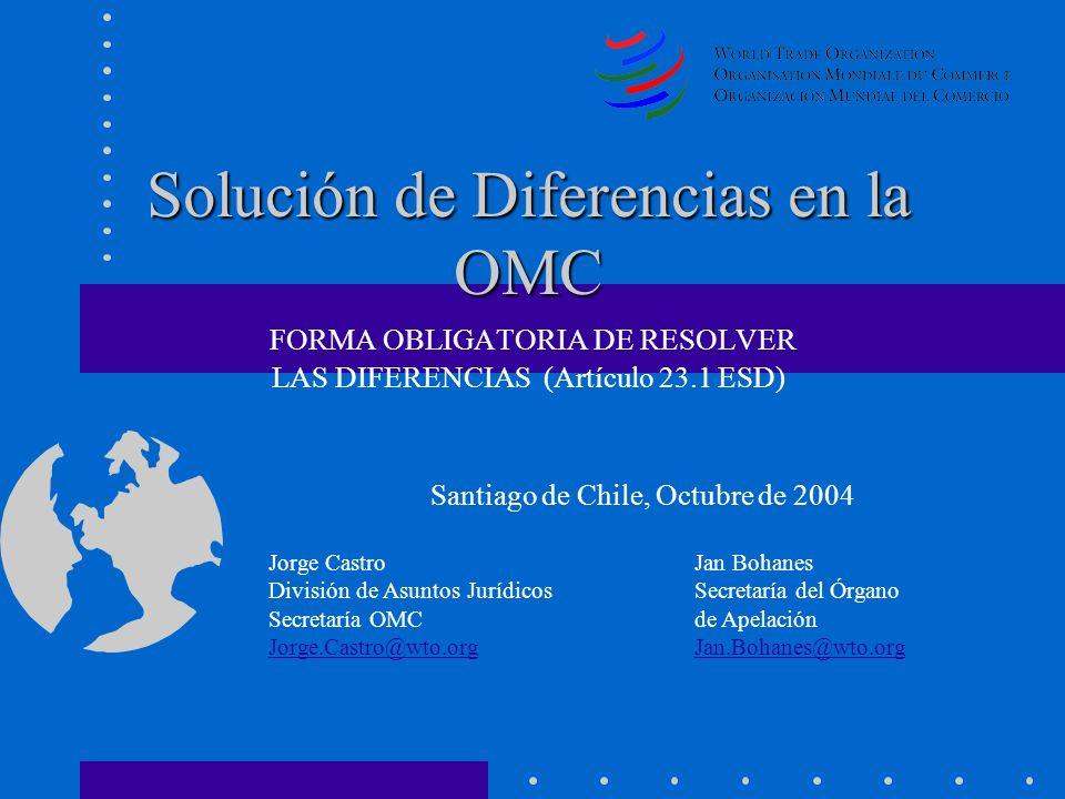 Santiago de Chile, Octubre de 2004