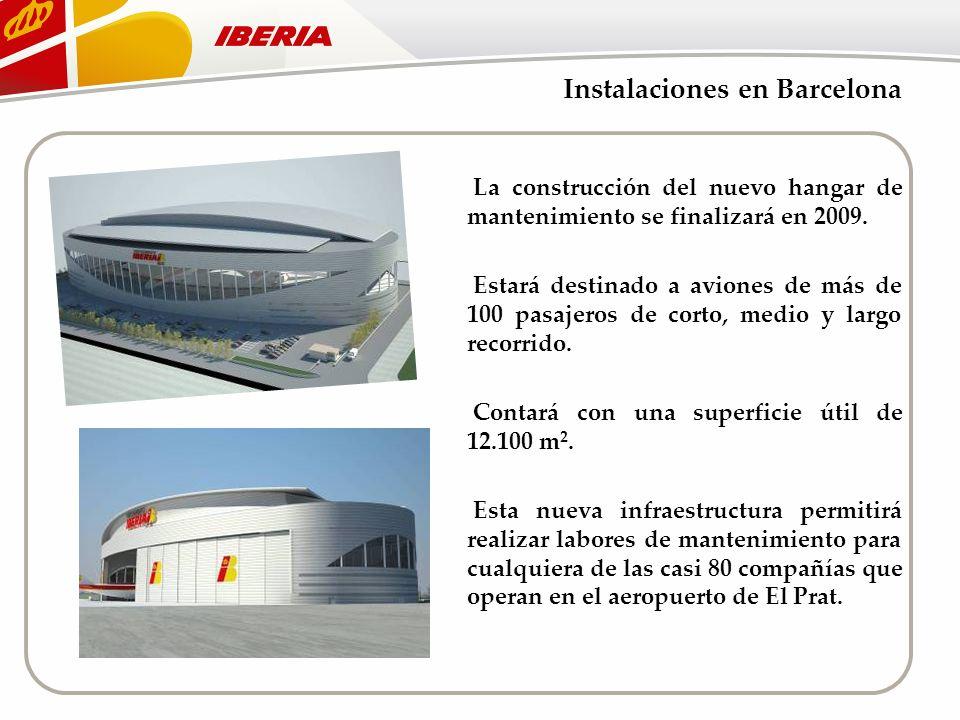 Instalaciones en Barcelona