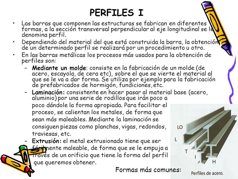 PERFILES I