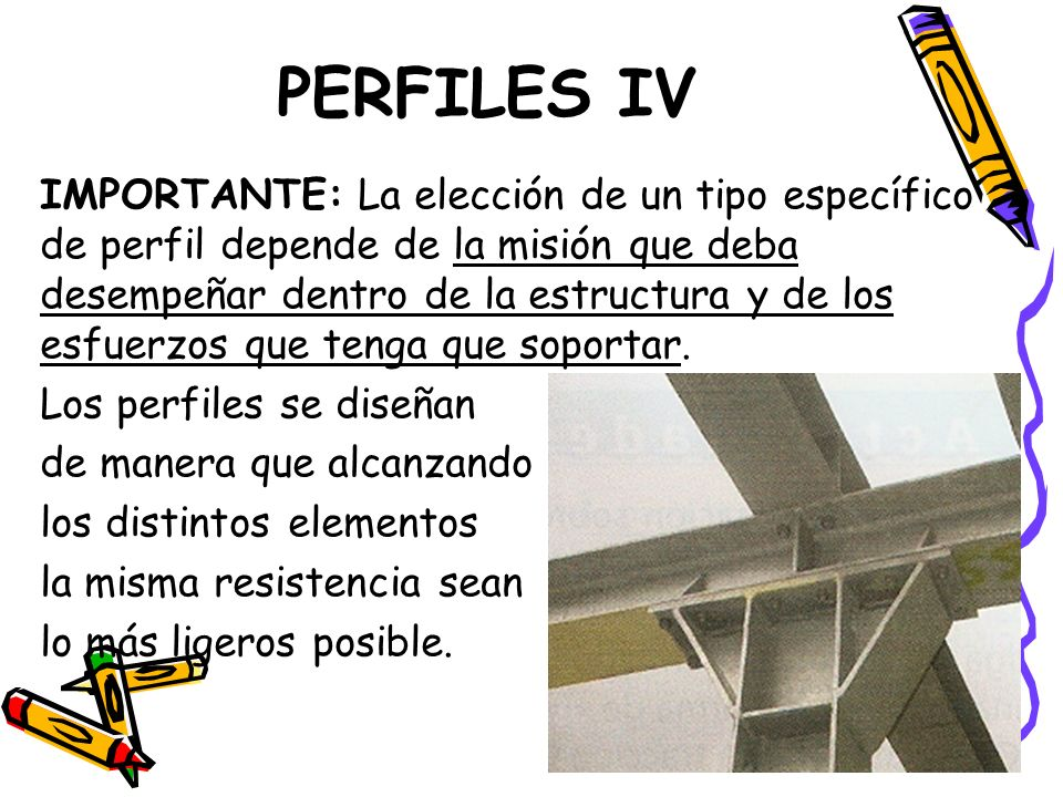 PERFILES IV