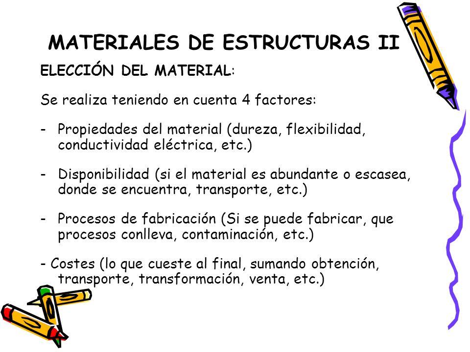 MATERIALES DE ESTRUCTURAS II