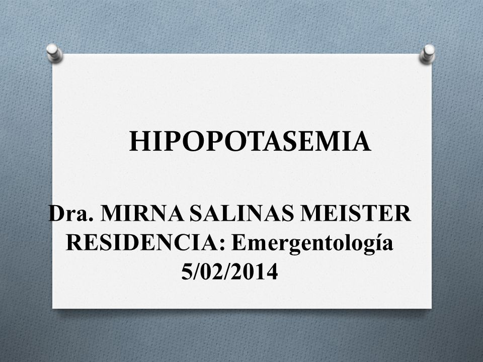 Dra. MIRNA SALINAS MEISTER RESIDENCIA: Emergentología