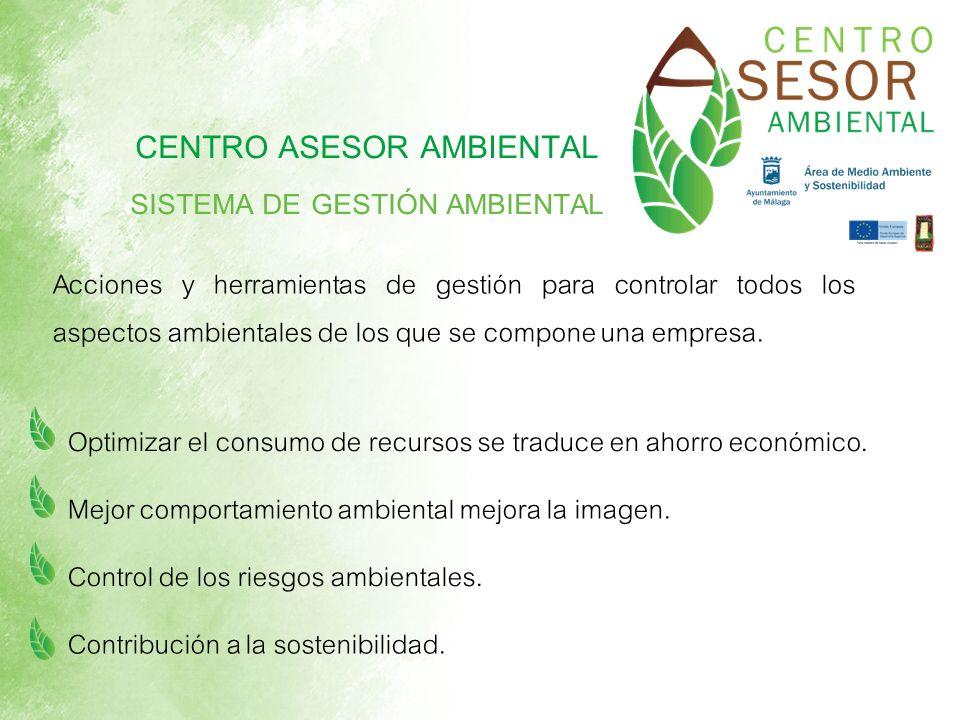 SISTEMA DE GESTIÓN AMBIENTAL