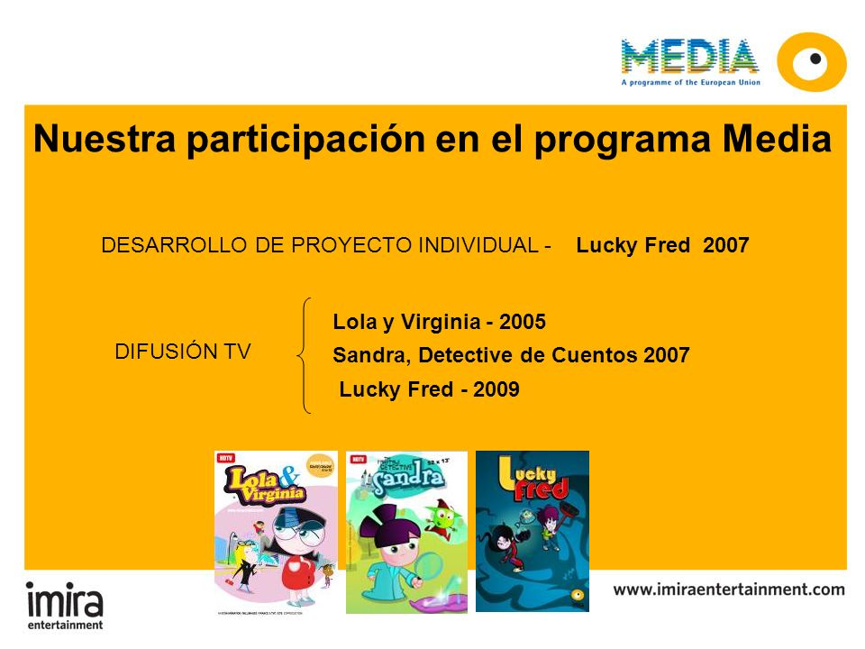Nuestra participación en el programa Media