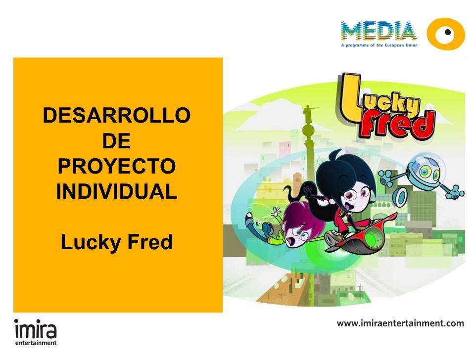 DESARROLLO DE PROYECTO INDIVIDUAL Lucky Fred