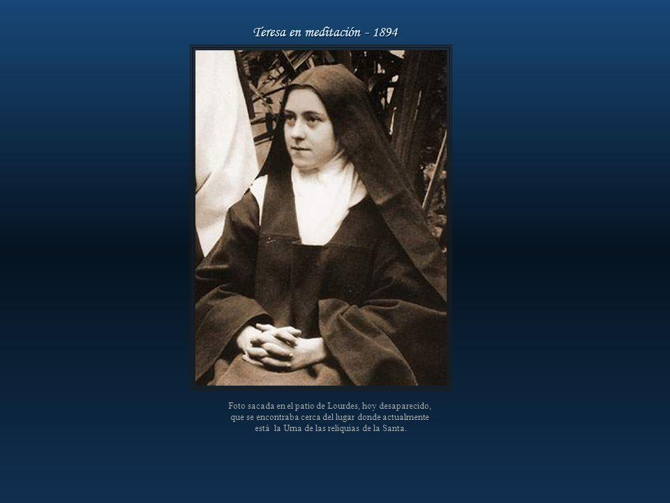 Teresa en meditación - 1894