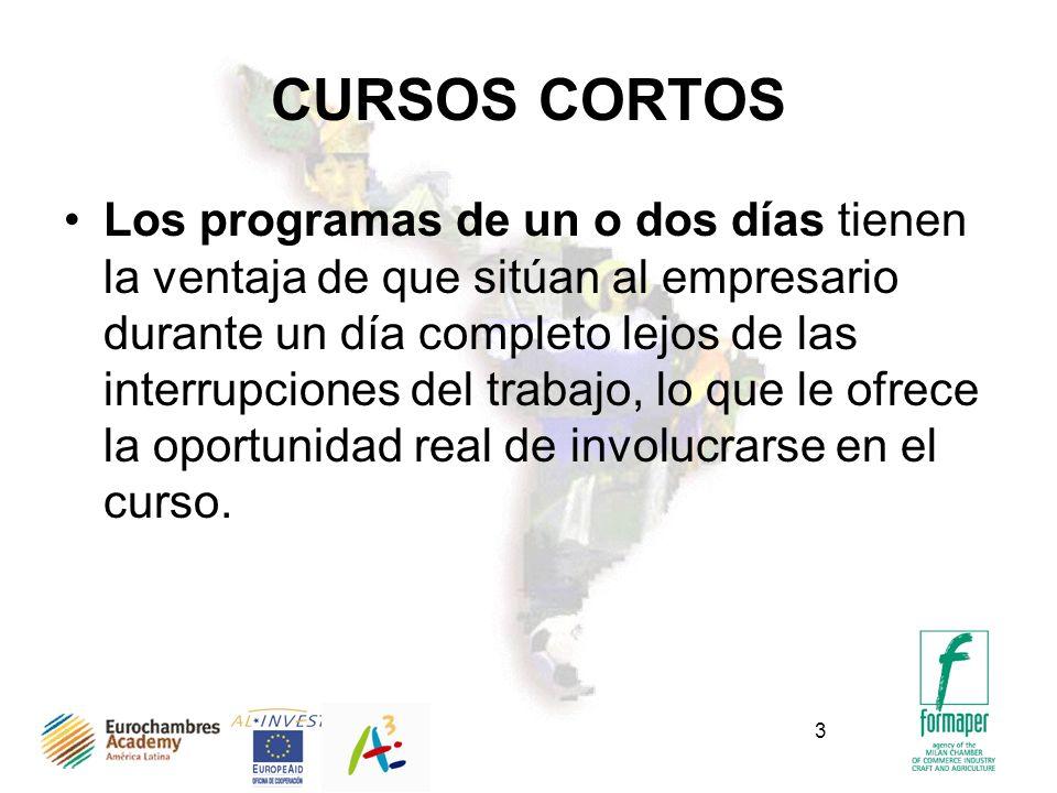 CURSOS CORTOS