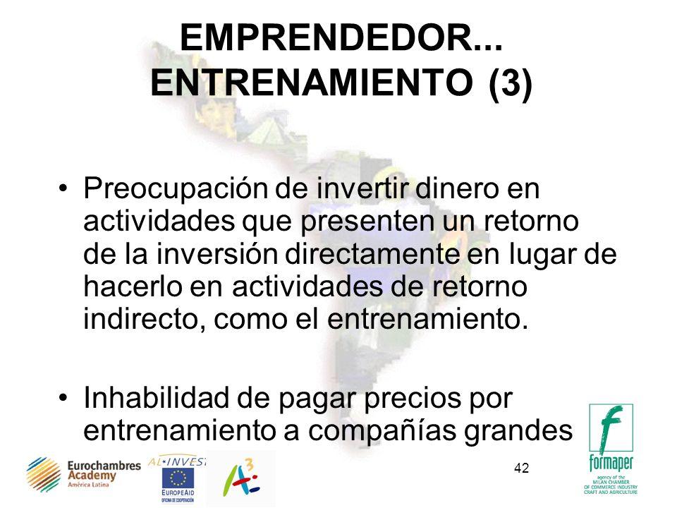 EMPRENDEDOR... ENTRENAMIENTO (3)