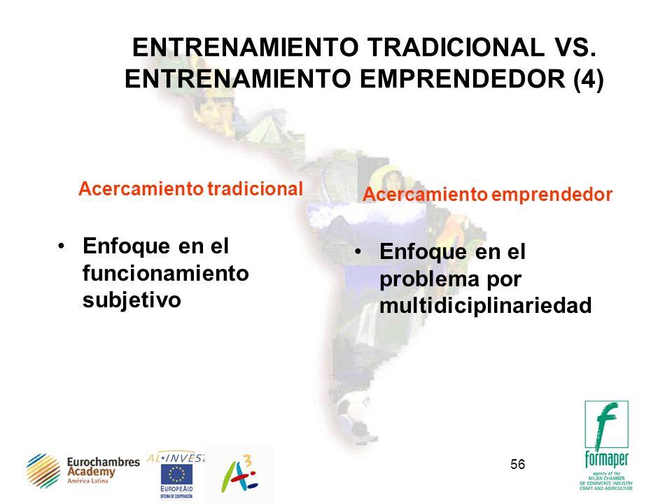 ENTRENAMIENTO TRADICIONAL VS. ENTRENAMIENTO EMPRENDEDOR (4)