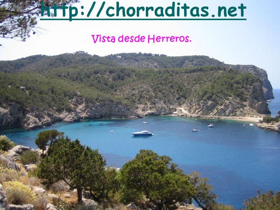 http://chorraditas.net Vista desde Herreros.