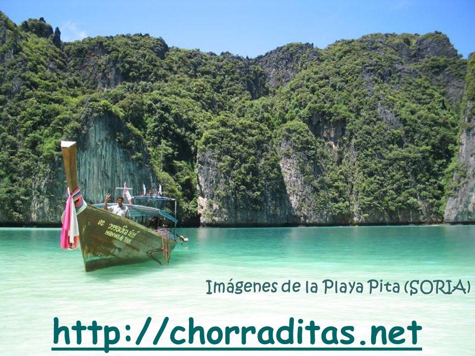 Imágenes de la Playa Pita (SORIA)