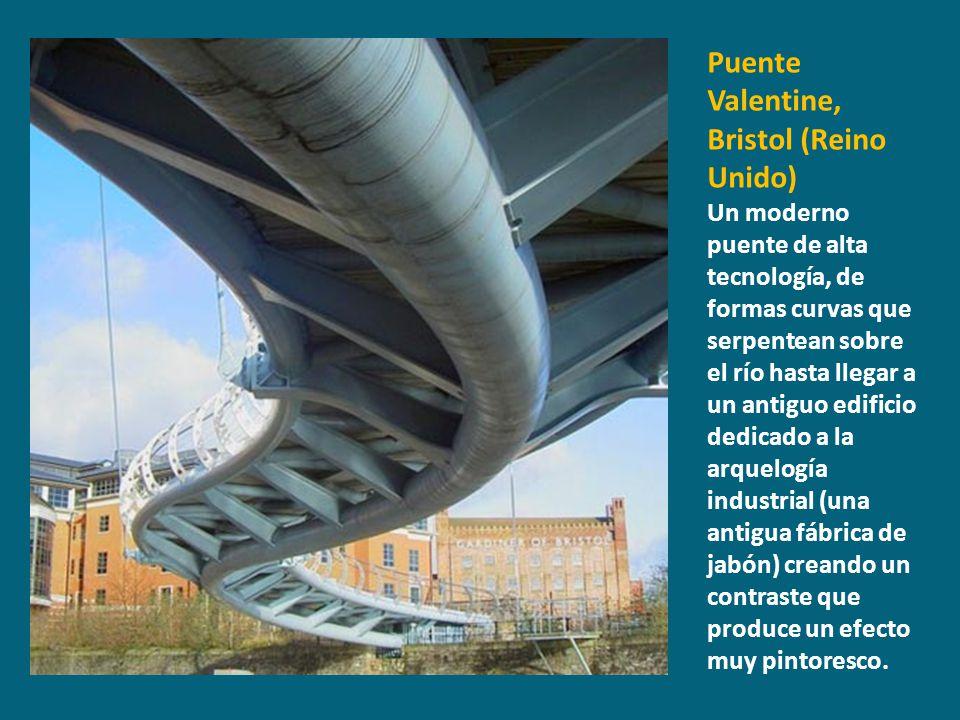 Puente Valentine, Bristol (Reino Unido)