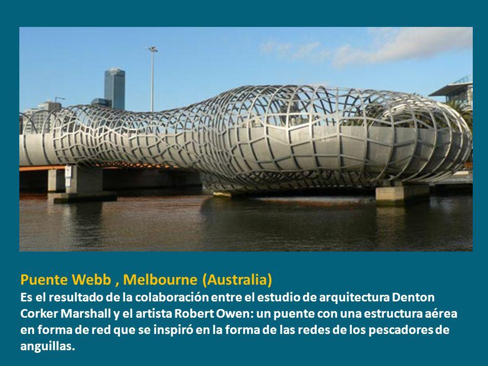 Puente Webb , Melbourne (Australia)