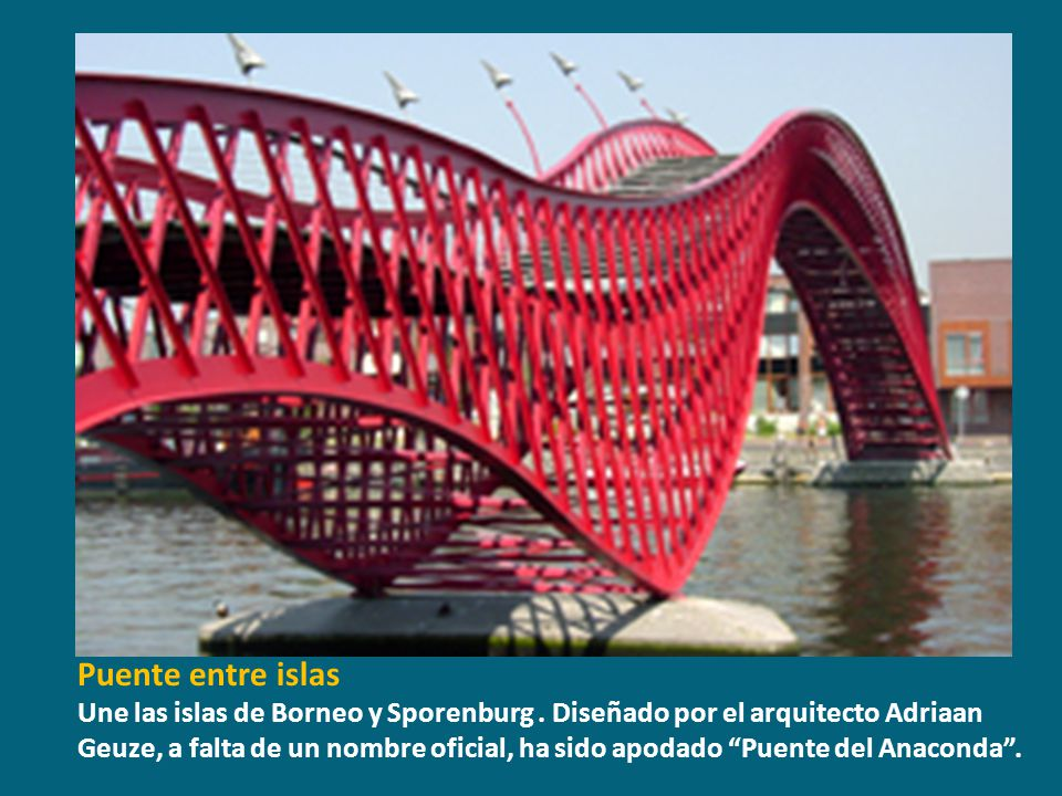 Puente entre islas