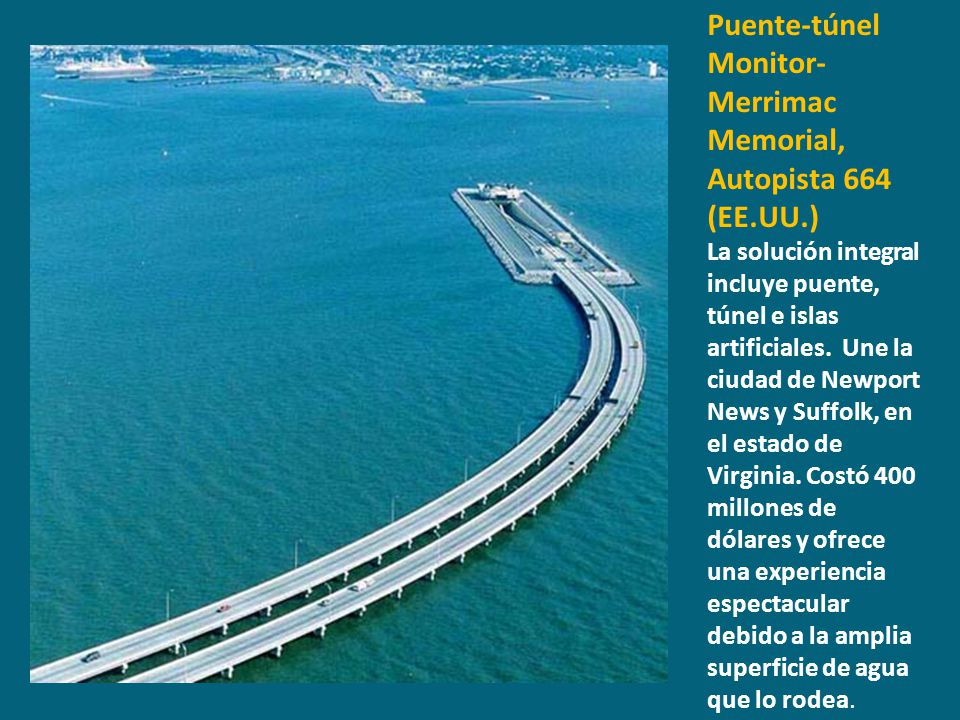 Puente-túnel Monitor-Merrimac Memorial, Autopista 664 (EE.UU.)
