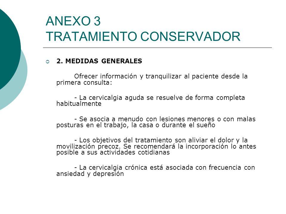 ANEXO 3 TRATAMIENTO CONSERVADOR
