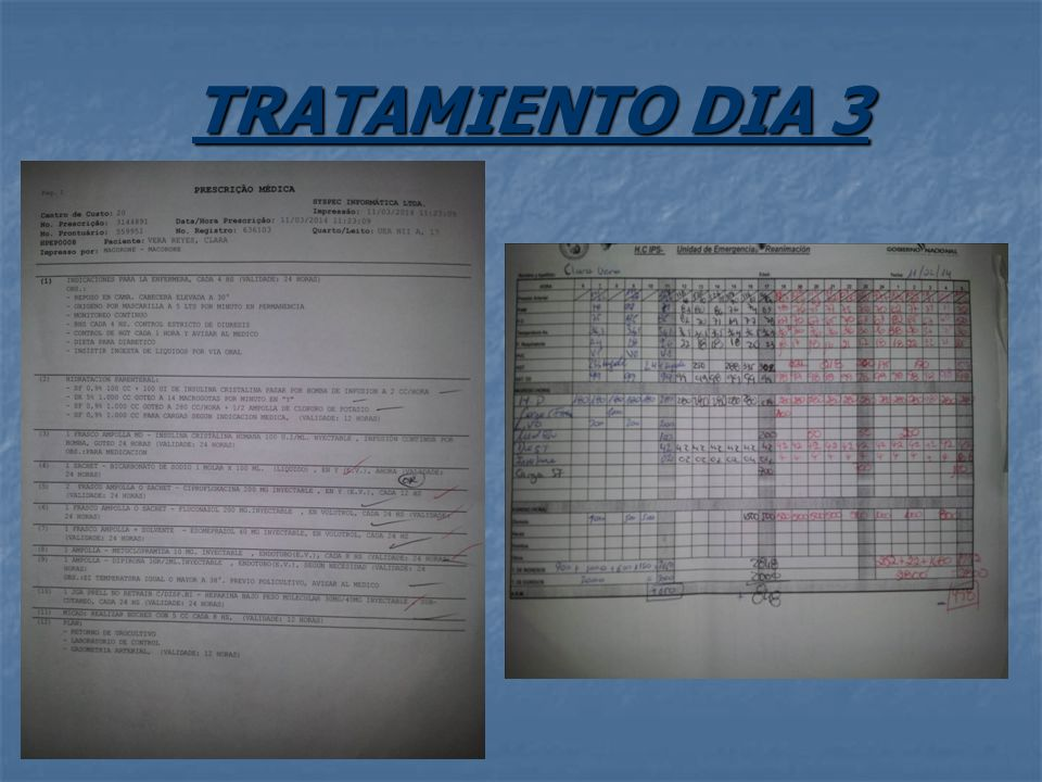 TRATAMIENTO DIA 3