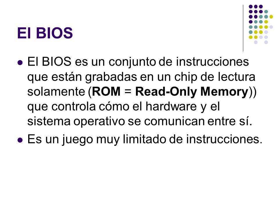 El BIOS