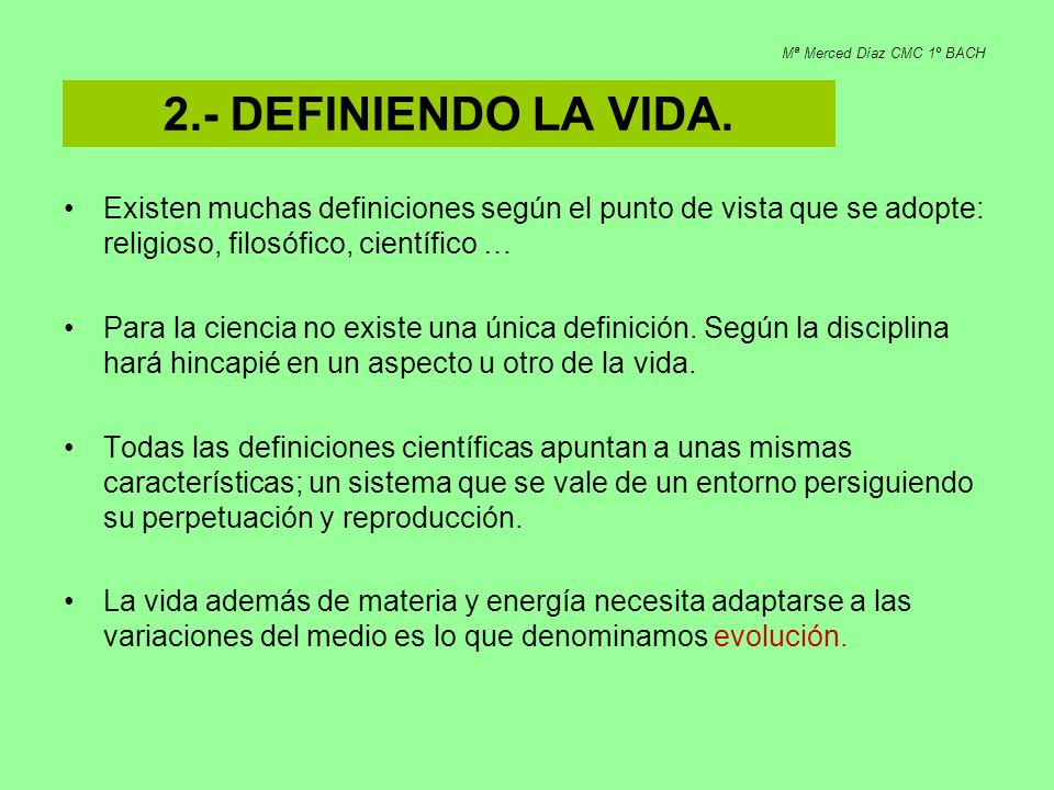 Mª Merced Díaz CMC 1º BACH