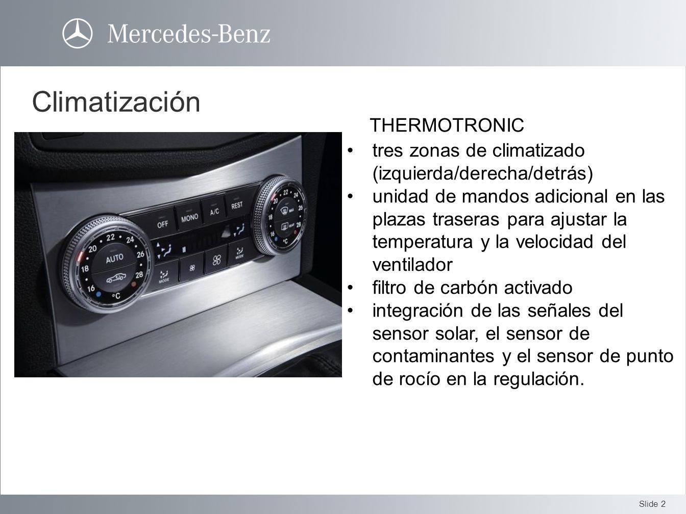 Climatización THERMOTRONIC