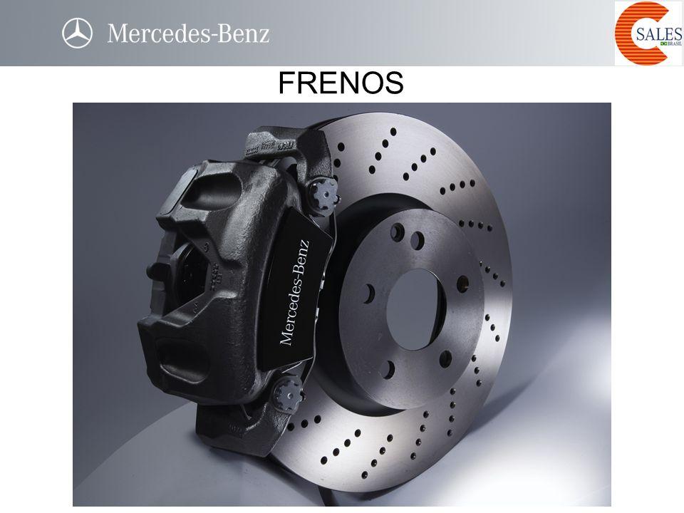 FRENOS Ao fazer uma curva, as rodas internas giram menos do que as externas, que percorrem uma trajetória de raio maior.