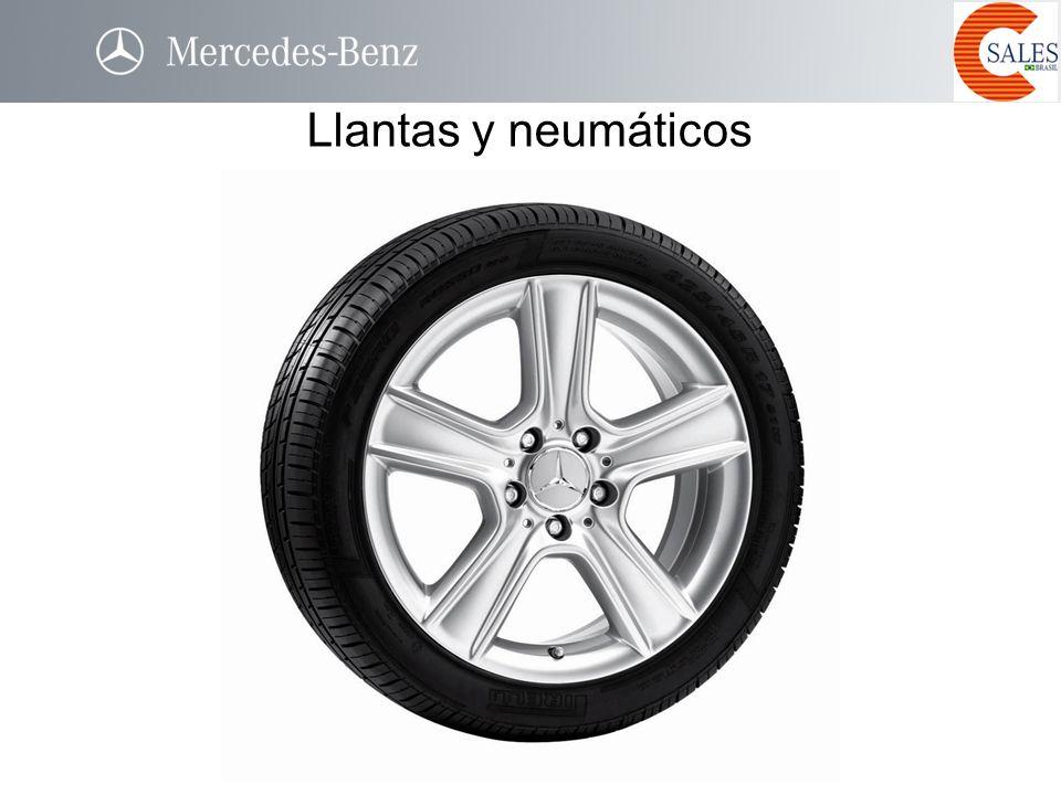 Llantas y neumáticos OBS: