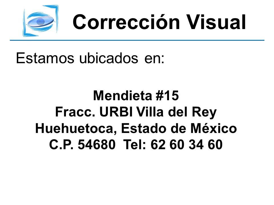 Fracc. URBI Villa del Rey Huehuetoca, Estado de México