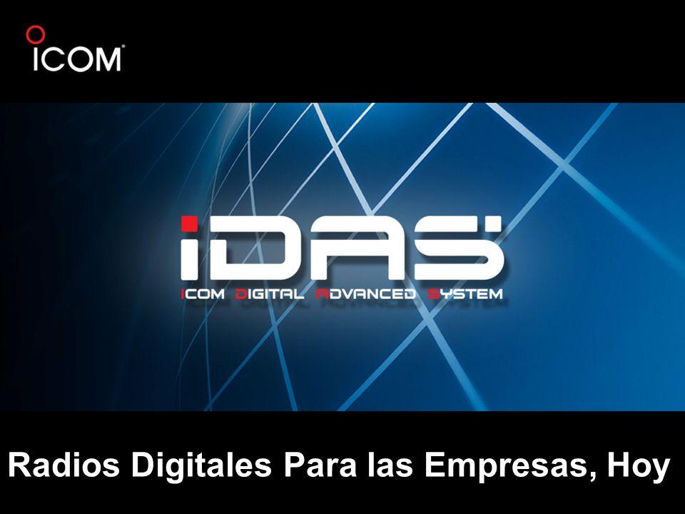 Radios Digitales Para las Empresas, Hoy