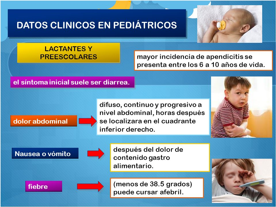 DATOS CLINICOS EN PEDIÁTRICOS