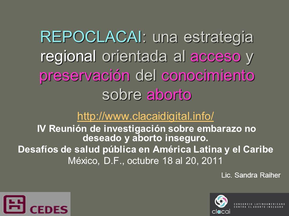 Desafíos de salud pública en América Latina y el Caribe