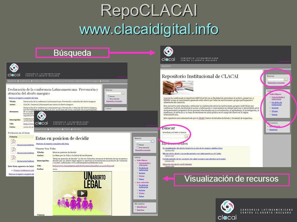RepoCLACAI www.clacaidigital.info