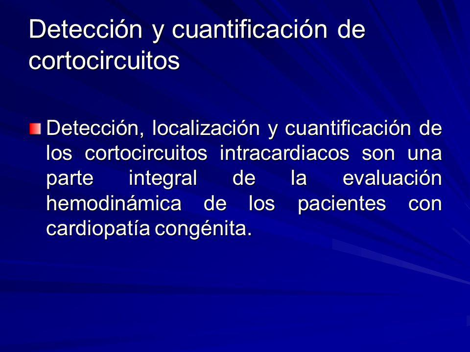 Detección y cuantificación de cortocircuitos