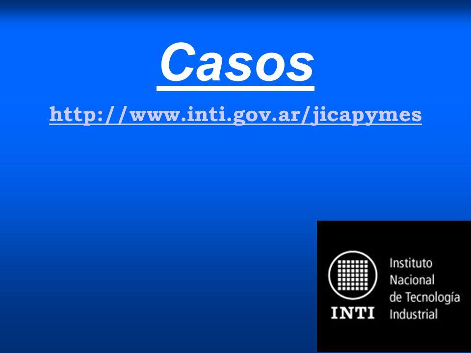 Casos http://www.inti.gov.ar/jicapymes