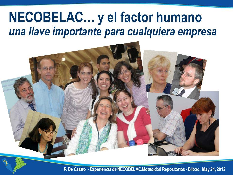 NECOBELAC… y el factor humano