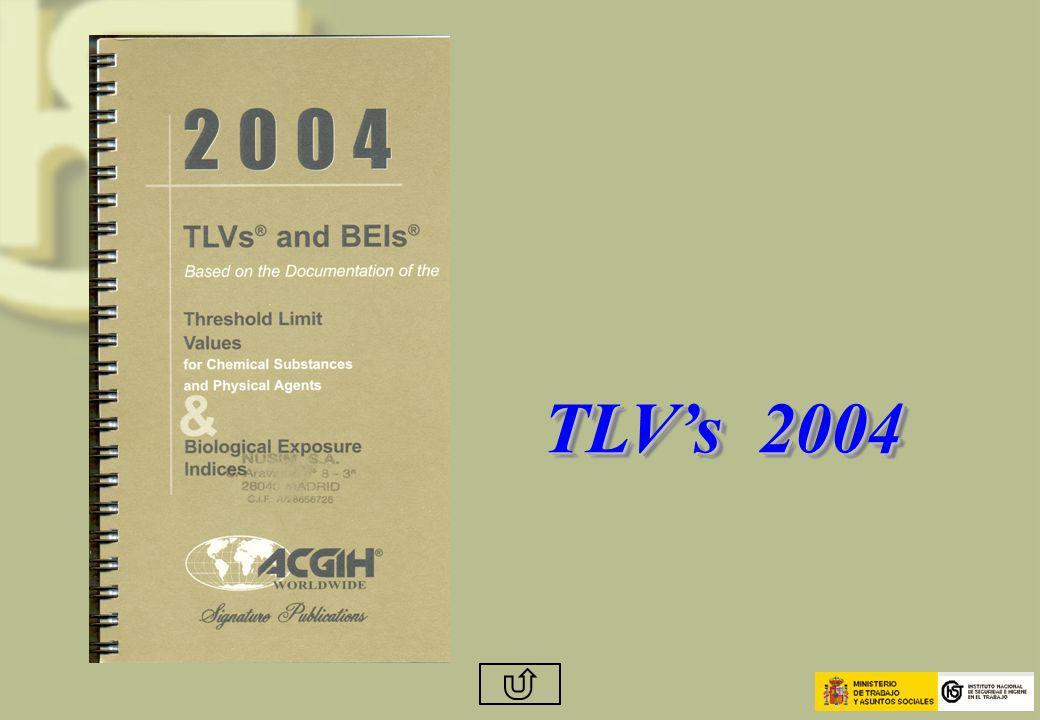 TLV's 2004
