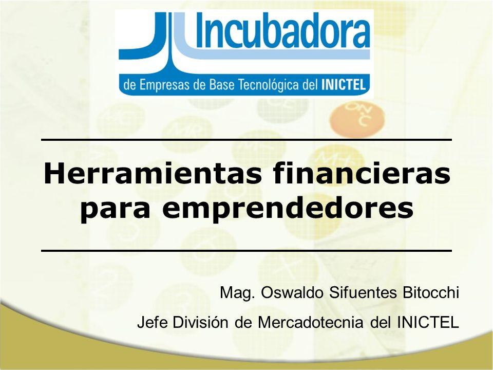 Herramientas financieras para emprendedores