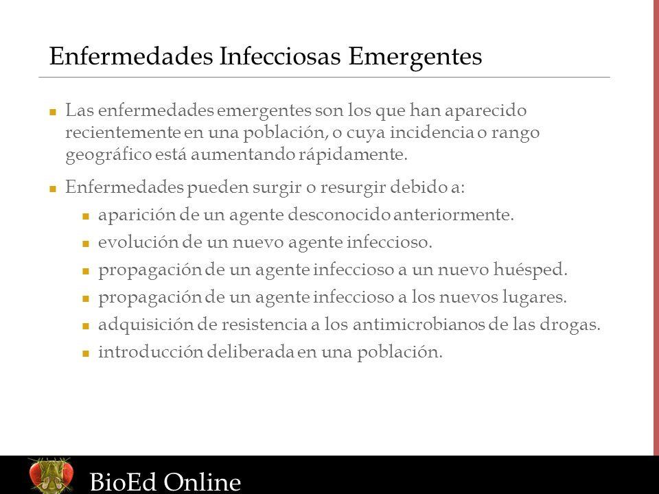 Enfermedades Infecciosas Emergentes